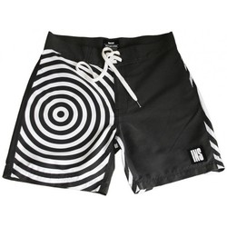 Vêtements Homme Shorts / Bermudas Insight Boardshort  Spaz Boardie - Floyd Black Noir