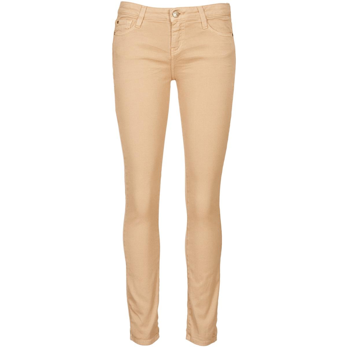 Pantalons 7/8 et 3/4 Acquaverde SCARLETT Crème