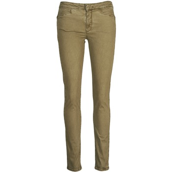 Vêtements Femme Jeans slim Acquaverde JOE Bronze
