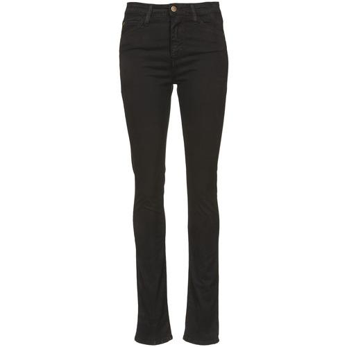 Vêtements Femme Jeans slim Acquaverde TWIGGY Noir