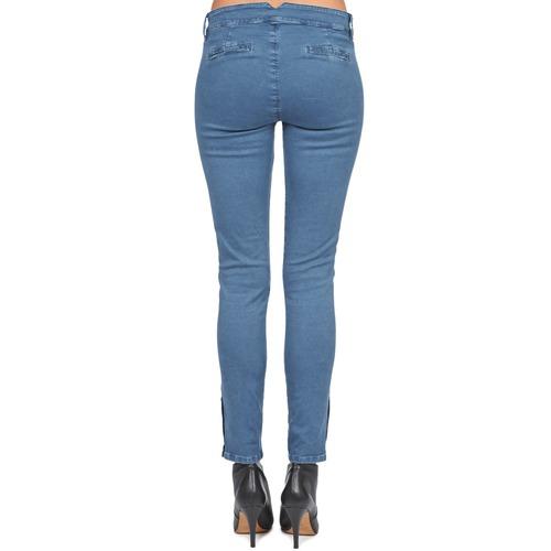 ALFIE  Acquaverde  jeans slim  femme  bleu clair