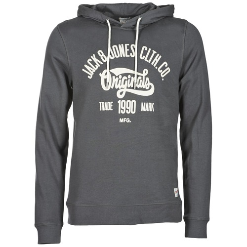 Vêtements Homme Sweats Jack & Jones OSKAR ORIGINALS Gris