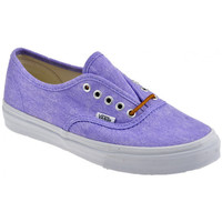 Chaussures Femme Baskets basses Vans Authentique Sport Slim bas Baskets basses
