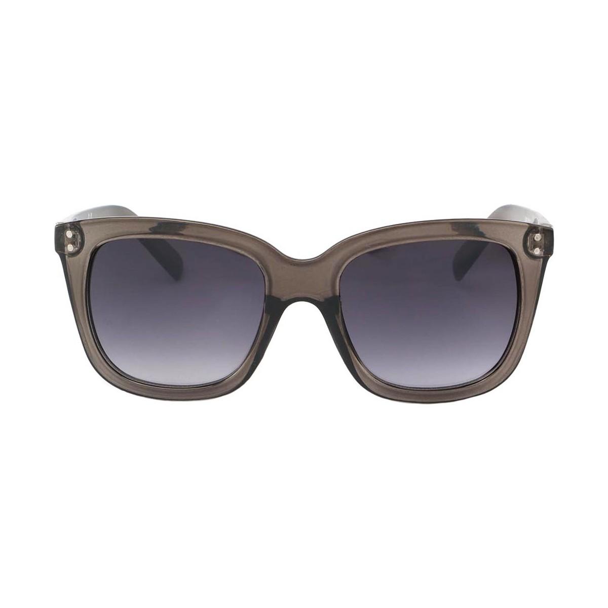 eye wear lunettes de soleil femme transparente marron olya marron montres bijoux lunettes de. Black Bedroom Furniture Sets. Home Design Ideas