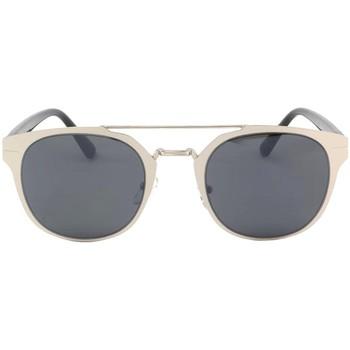 Lunettes de soleil Eye Wear Lunettes de soleil Classique Argent Noir Sturno Gris 350x350