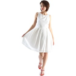 Vêtements Femme Robes courtes Animagemella 16PE117 Dress Femmes Blanc Blanc
