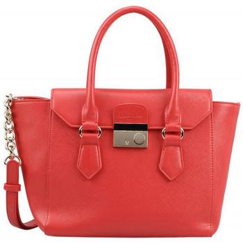 Sacs Femme Sacs porté main Christian Lacroix Sac Cabas  Incarnation 3 Rouge Rouge