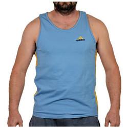 Vêtements Homme Débardeurs / T-shirts sans manche adidas Originals Gioviano canotta vogatore  PERFORMANCE T-shirt
