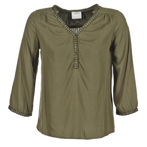 Vêtements Femme Tops / Blouses Vero Moda CHARLOTTE Kaki