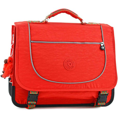 Sacs Enfant Cartables Kipling Cartable 2 compartiments BACK TO SCHOOL 110-00015078 SUGAR ORANGE C