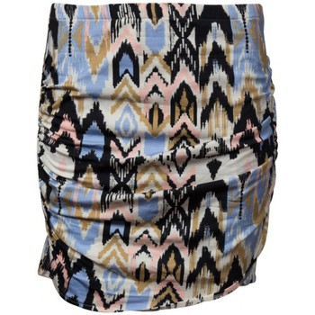 Vêtements Femme Jupes Billabong Jupe  Hit The Road - Tribal Bleu