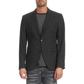 Vêtements Femme Vestes / Blazers Jack & Jones Blazer Roy  Anthracite Anthracite