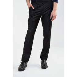 Chinos / Carrots Selected Pantalon  One Mylo Noir Homme