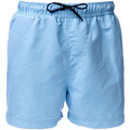 Selected Short  Shhclassic Bleu Clair Homme