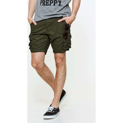 Vêtements Homme Shorts / Bermudas Selected Short  Shhjim Vert Homme Vert