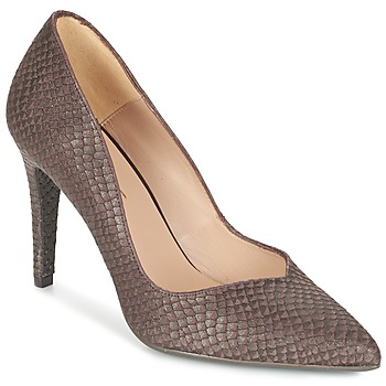 Chaussures Femme Escarpins Betty London FOZETTE Marron