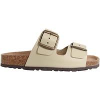 Chaussures Fille Mules Garatti AN0082 Beige