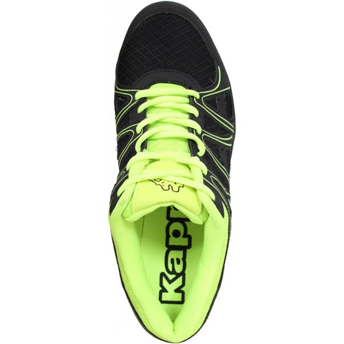 Kappa 302X9B0 ULAKER Negro - Chaussures Baskets basses Homme 48,99 €.