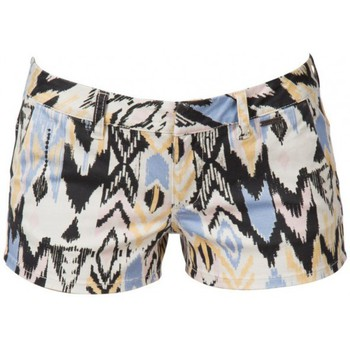 Vêtements Femme Shorts / Bermudas Billabong Short  Kim - Tribal Bleu