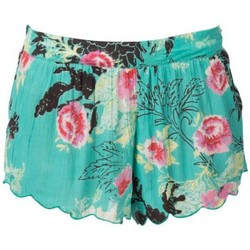 Vêtements Femme Shorts / Bermudas Billabong Short  Beyond Sunrise Crin. - Jade Rouge