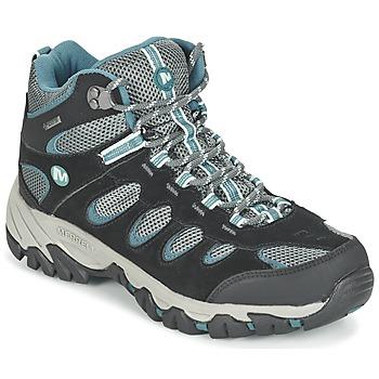 Chaussures-de-randonnee Merrell RIDGEPASS MID GTX Gris 350x350