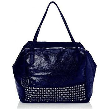 Sacs Femme Sacs porté main Thierry Mugler Sac Addict 4 Bleu Bleu