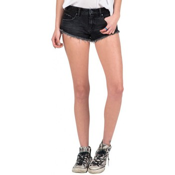 Vêtements Femme Shorts / Bermudas Volcom Short  Ttt Micro - Waxed Black Noir