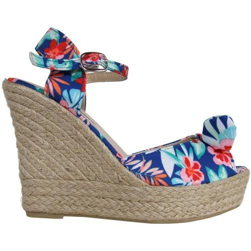 Chaussures Femme Sandales et Nu-pieds Top Way B717303-B7200 Azul