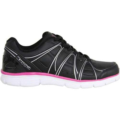 Chaussures Baskets mode Kappa 302ELJ0 ULAKER Negro