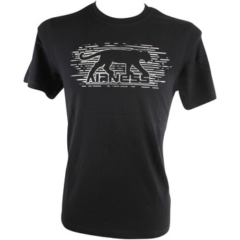 T-shirts manches courtes Airness Tee Shirt Dnalla DNALLA NOAR