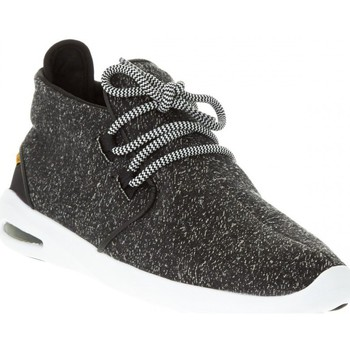 Chaussures Homme Chaussures de Skate Globe NEPAL LYTE black knit Noir