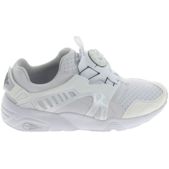 Chaussures Homme Baskets basses Puma Trinomic Disc Blanc Blanc