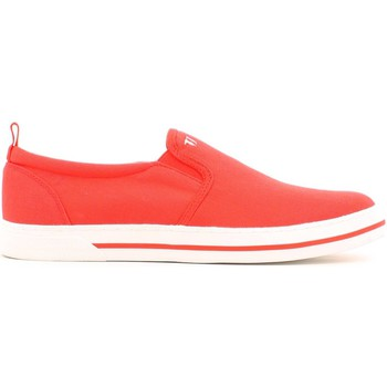 Chaussures Homme Slips on Trussardi 77S053 Slip-on Man Rouge Rouge