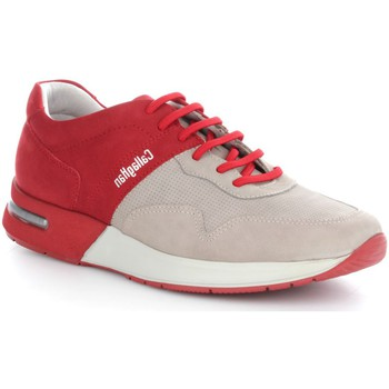 Chaussures Homme Baskets basses CallagHan 91300  Homme Piedra/Rojo Piedra/Rojo