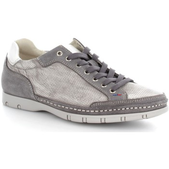 Chaussures Homme Baskets basses Lion 20588 Basket Homme Gris