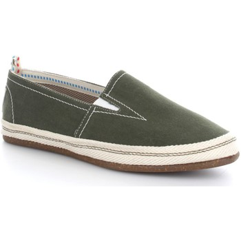 Chaussures Homme Mocassins O-joo OJM16150 Mocassins Homme Military Military