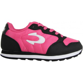 Chaussures Enfant Baskets basses John Smith CONTE 15I Rosa