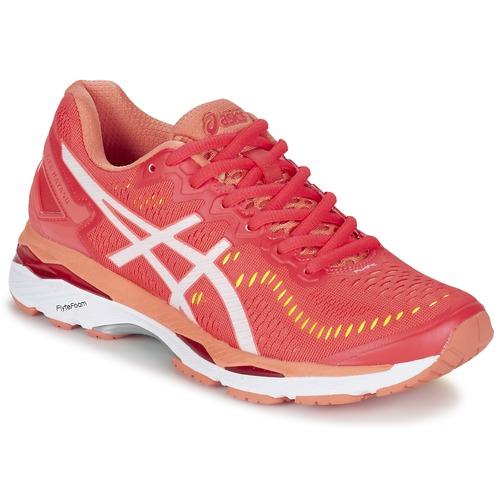 Chaussures Femme Running / trail Asics GEL-KAYANO 23 W Rose