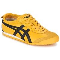 Chaussures Baskets basses Onitsuka Tiger MEXICO 66 Jaune / Noir