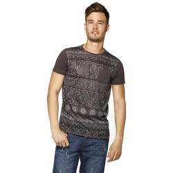 T-shirts manches courtes Biaggio T-shirt Homme - LAKANIEL - ANTHRACITE