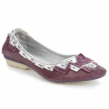 Chaussures Femme Ballerines / babies Pataugas TURNER Violet