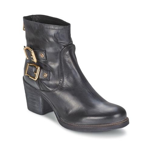 Bottines / Boots Meline LODU Noir 350x350