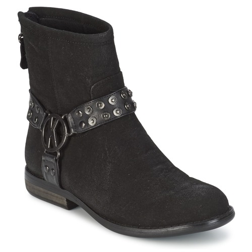 Chaussures Femme Boots Kaporal ROYANNE Noir