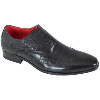 Chaussures Homme Derbies Kebello Chaussures 13S111-822A noir