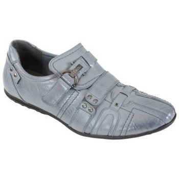 Chaussures Homme Baskets mode Kebello Baskets D52301 gris