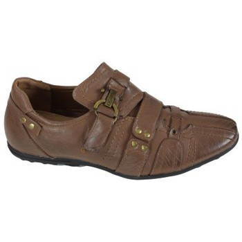 Chaussures Homme Baskets mode Kebello Baskets D52301 marron