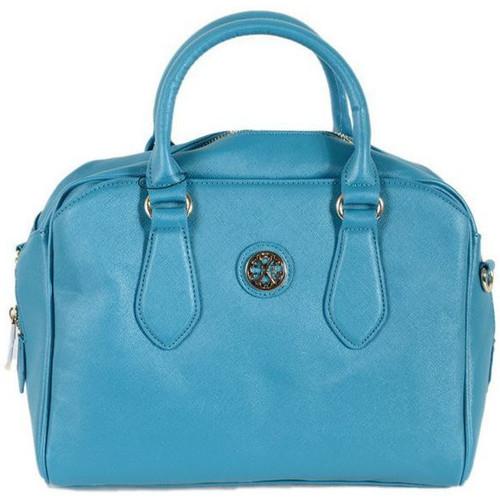 Sacs Femme Sacs porté main Christian Lacroix Sac  Eternity 3 Turquoise Bleu