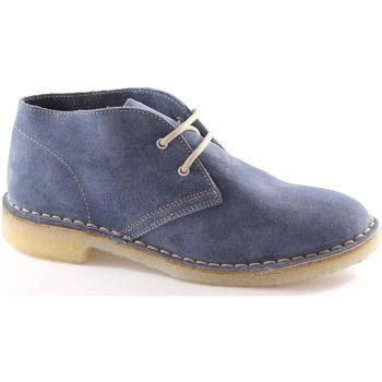 Chaussures Femme Derbies Manifatture Italiane MANIFATTURE ITALIENNES 2361 des jeans chaussures bottes de rando Blu