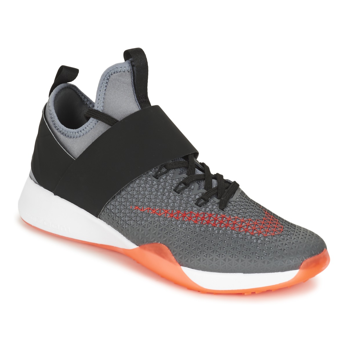 half off a58d4 f991f Chaussures Femme Fitness   Training Nike AIR ZOOM STRONG W Gris   Noir