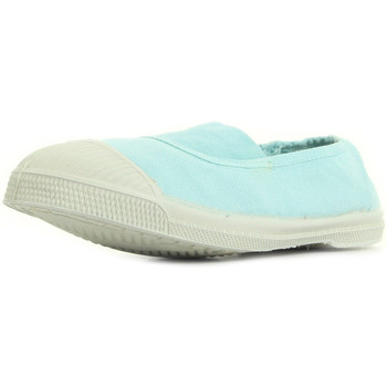 Chaussures Fille Baskets mode Bensimon TEN ELAS ENF Ciel bleu